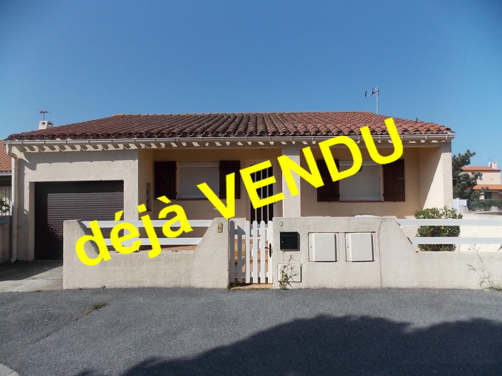 Vente maison/villa 4 pièces st cyprien 66750