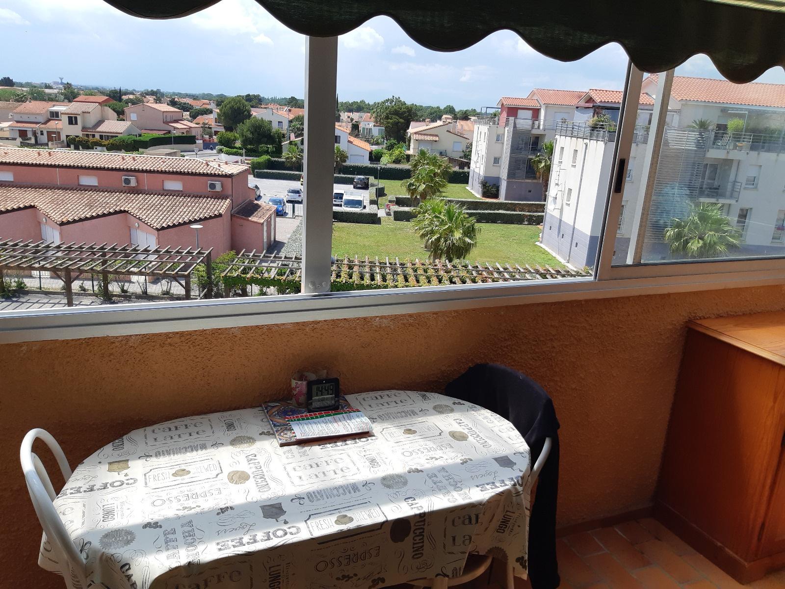 Vente appartement 2 pièces st cyprien plage 66750