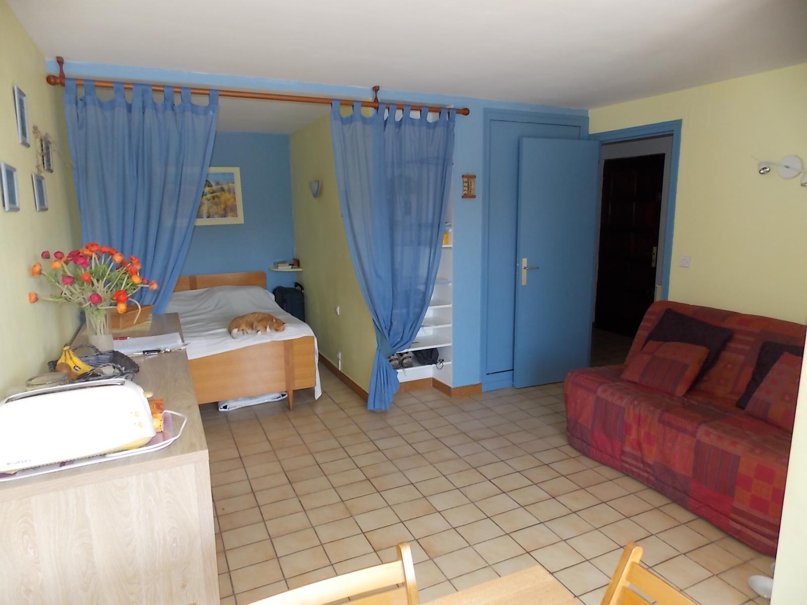 Vente appartement 1 pièces st cyprien 66750