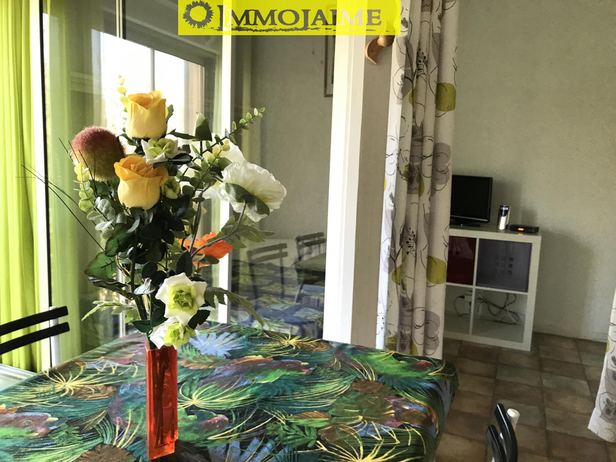Vente appartement 3 pièces st cyprien plage 66750